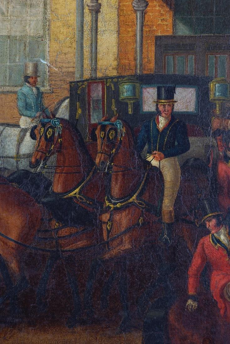 JAMES POLLARD, (1792-1867) - 3