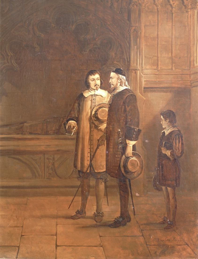 REUBEN BUSSEY (ENGLISH, 1818-93)