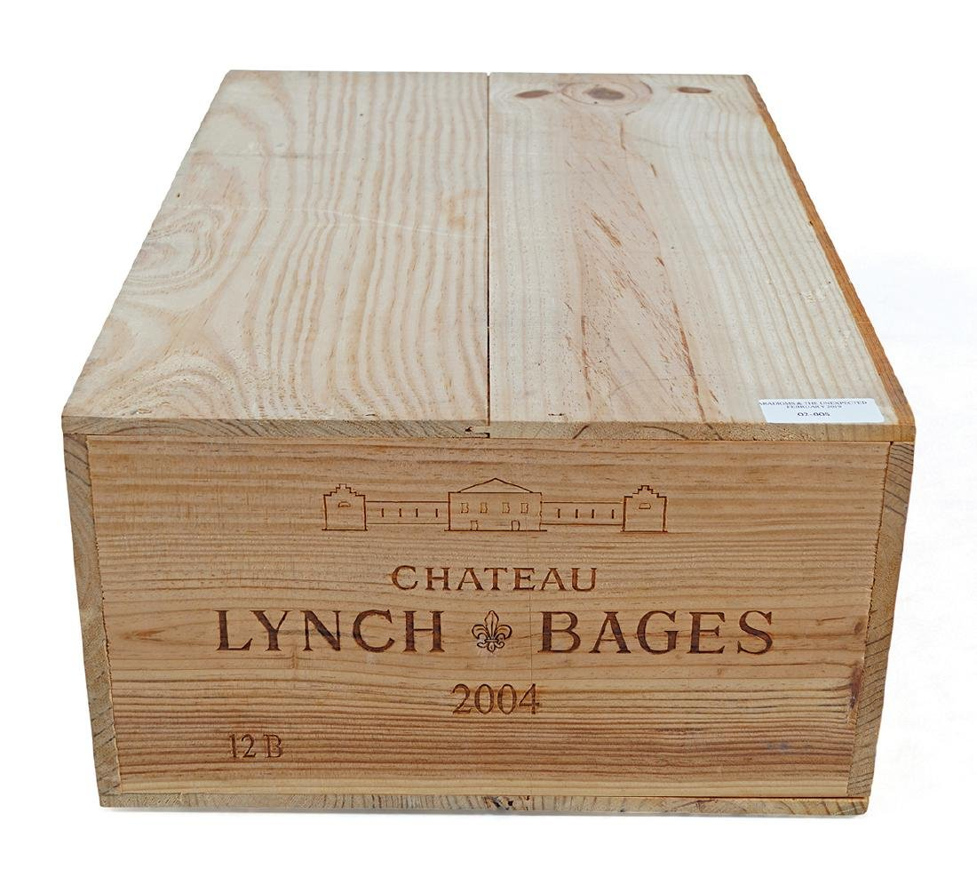 2004 CHATEAU LYNCH BAGES