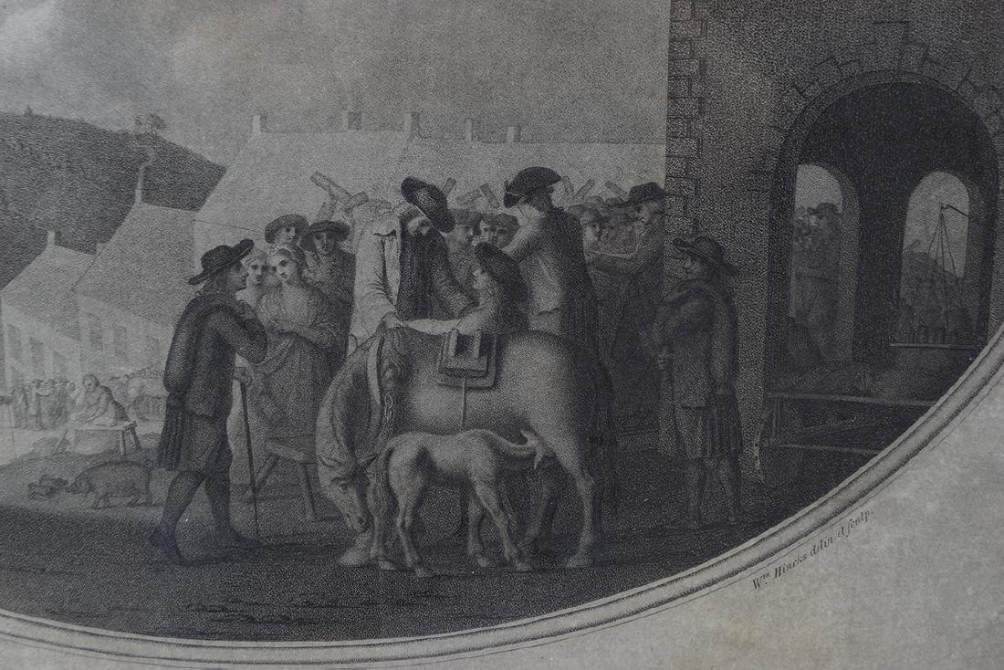 18TH CENTURY ENGRAVING - 2