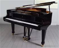 STEINWAY & SONS BOUDOIR GRAND PIANO