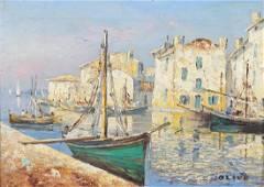 HENRI OLIVE , 1898-1980