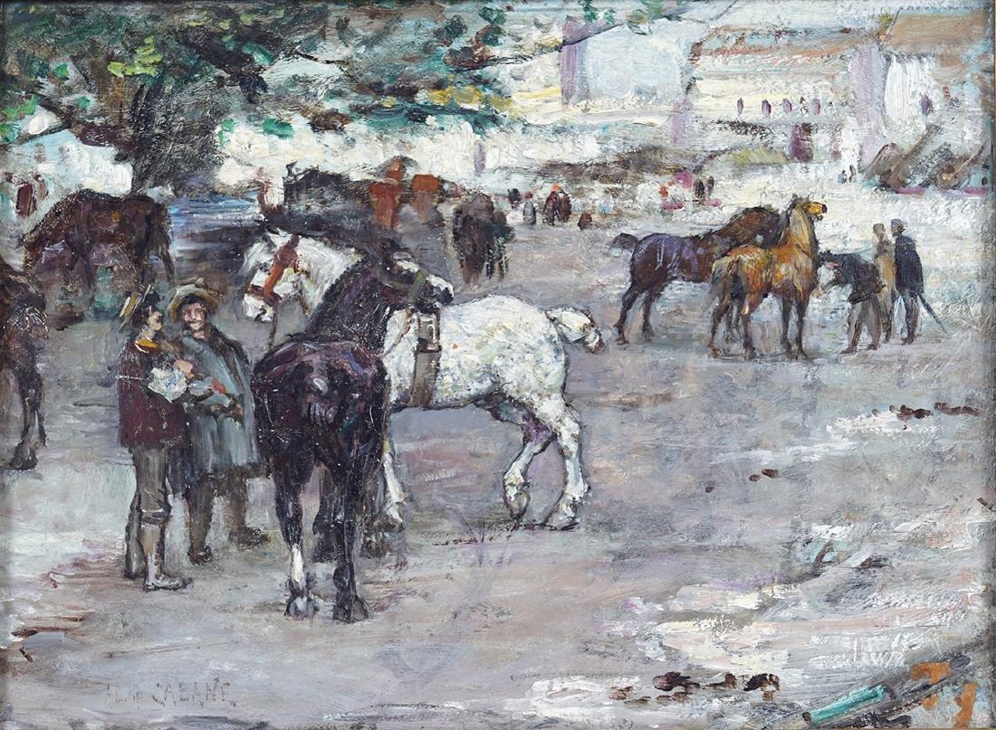 ANDRE CABANE, 1889-1944