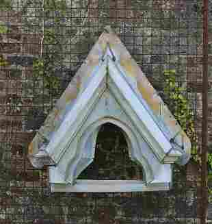 PAIR OF FRENCH GOTHIC WINDOWS