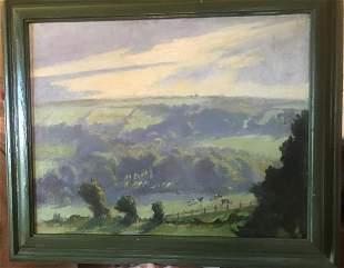 HENRY MOSS (1859-1944) IRISH SCHOOL
