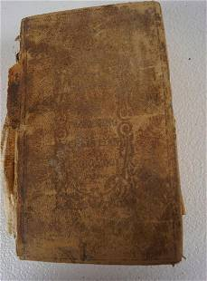 BOOK: THE BOOK OF COMMON PRAYER