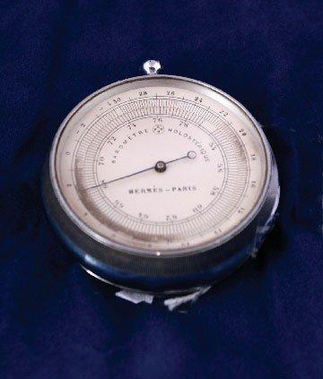 20: Personal barometer