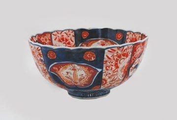 1269: Imari bowl