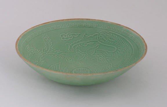 617: Longquan celadon bowl