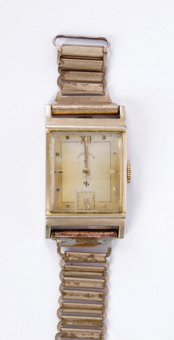 5: Lord Elgin gent's watch