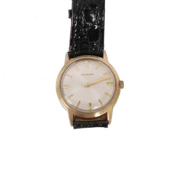 10: 9ct gold wrist watch