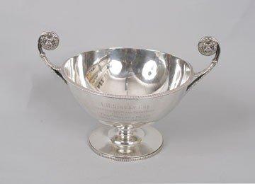 764: Silver bowl