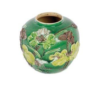1506: Late nineteenth-century Chinese Dongon bowl