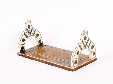 1522: Early nineteenth-century Anglo-Indian bookstand