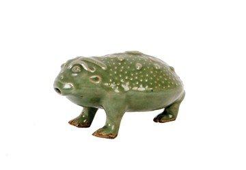 1524: Chinese three legged frog