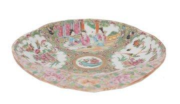 1508: Eighteenth-century lotus shaped dish