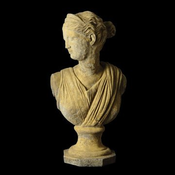 86: Composite stone bust of Aphrodite