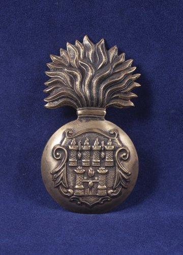 560: Royal Dublin Fusiliers cap badge