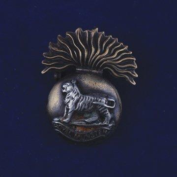 564: Royal Munster Fusiliers cap badge