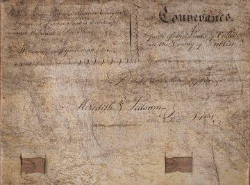 1191: Indenture of lease between John Wes
