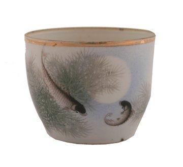 Eighteenth century Oriental bowl