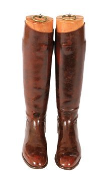 Pair of John Lobb riding boots