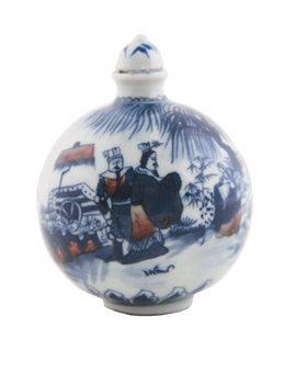 Nineteenth-century Chinese scent bottle