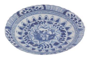 Small Chinese Kangxi dish