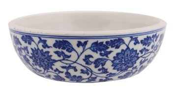 Chinese blue and white deep bowl