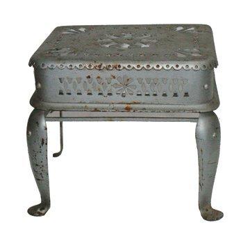 Georgian steel trivit