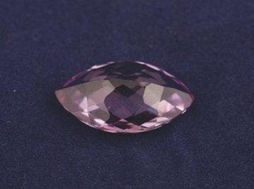 16.25 marquis cut amethyst stone (no mount)