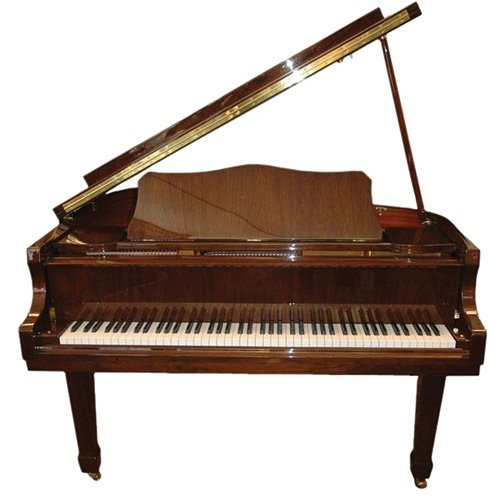 Baby grand piano by Cramer