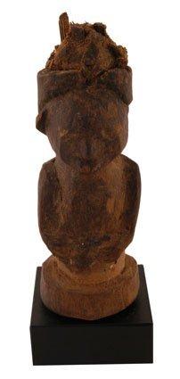 Nineteenth/twentieth-century African carved fertility