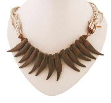 Nineteenth/twentieth-century  African bead and bronze
