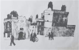 Brett McEntagart RHA 1939
