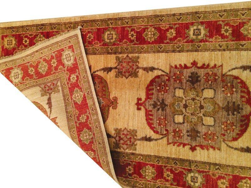 Handmade North West Persian pattern runner