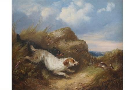 George Armfield, fl.1840 - 1878