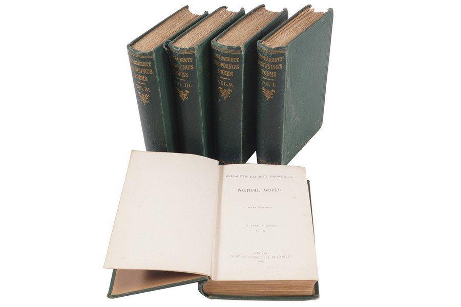 BOOK: ELIZABETH BARRETT BROWNING