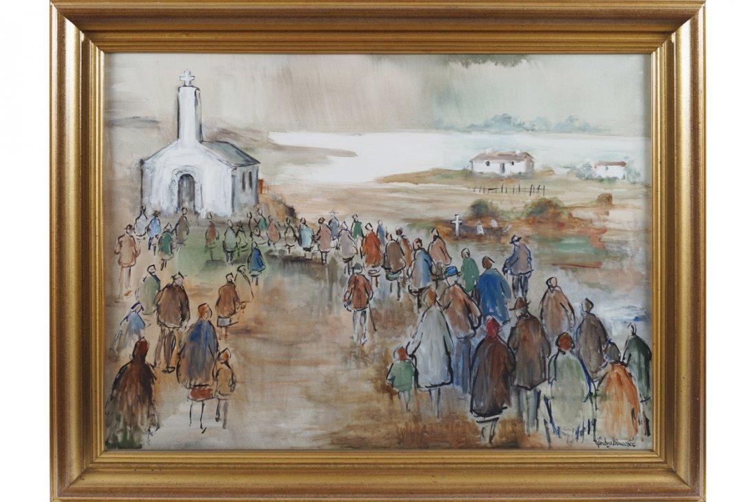 GLADYS MACCABE, MBE (IRISH, B. 1918)