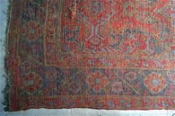 NINETEENTH-CENTURY USHAK TURKISH CARPET