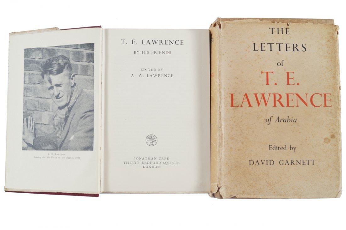 T.E. LAWRENCE. SEVEN PILLARS OF WISDOM.  1935.