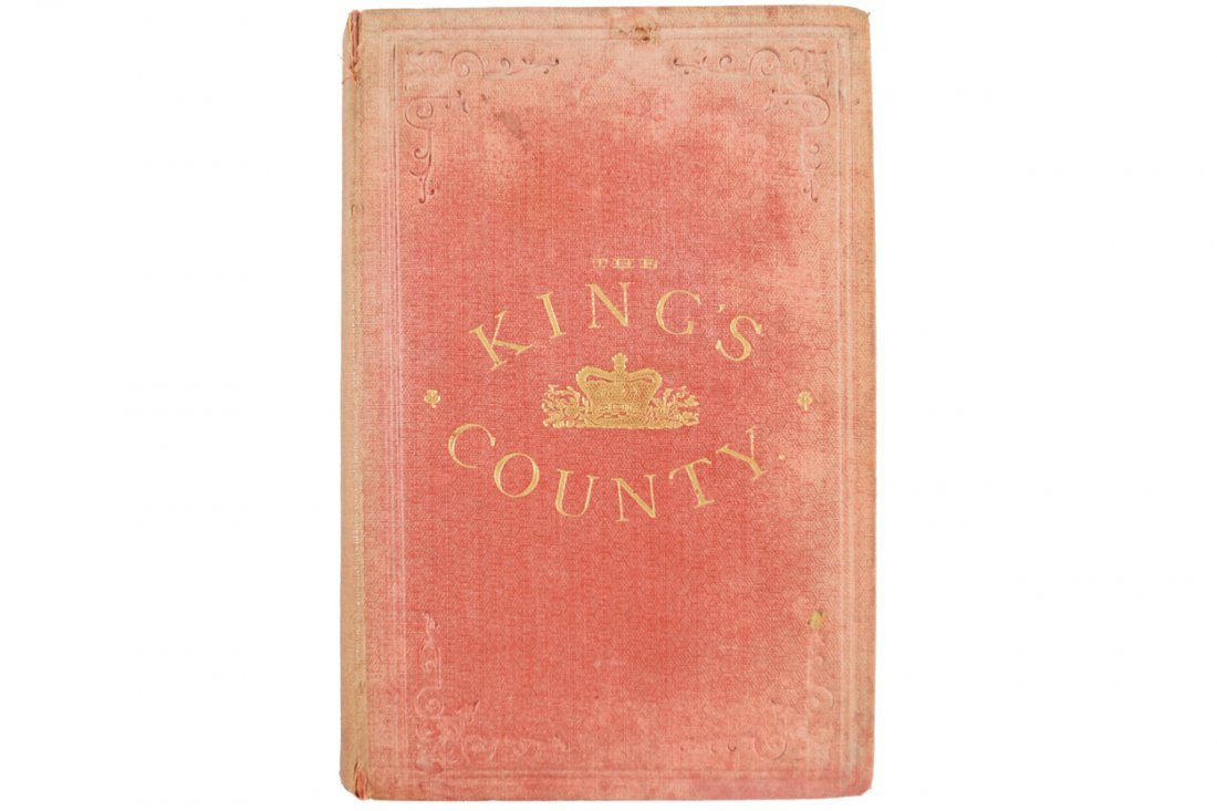 KING'S COUNTY DIRECTORY.