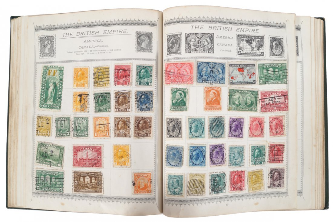 COLLECTION OF STAMPS - 2