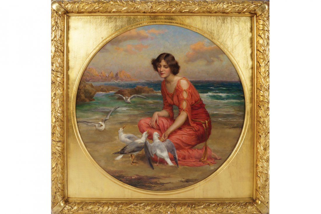 WILLIAM HOUNSOM BYLES, RBA (ENGLISH, 1872-1916)