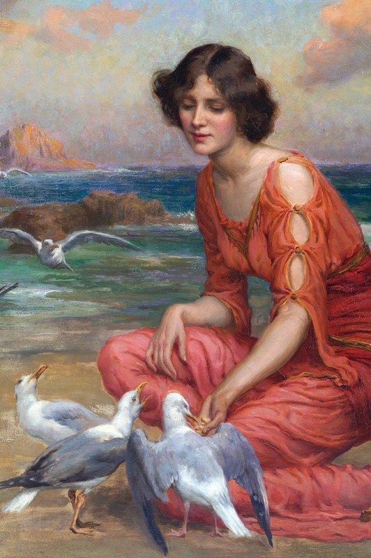 WILLIAM HOUNSOM BYLES, RBA (ENGLISH, 1872-1916) - 2