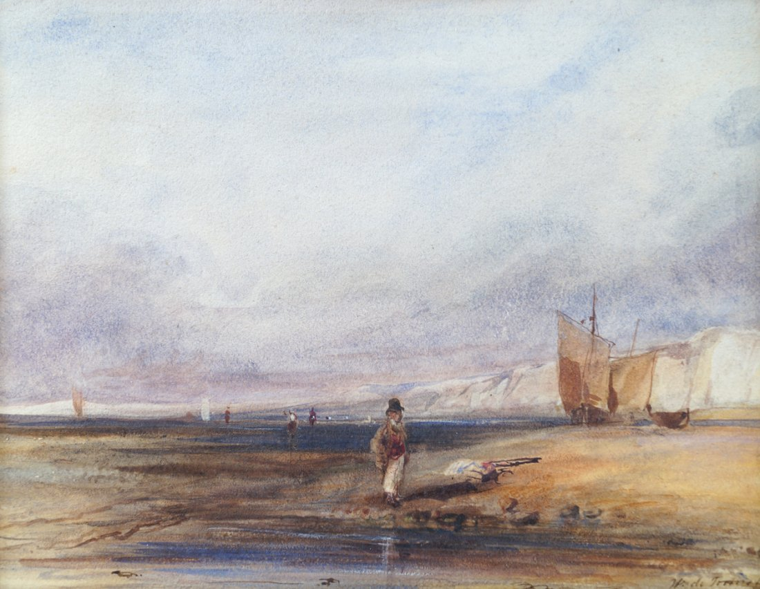 WILLIAM BOUDIN DE TROMELIN (1798-1875)