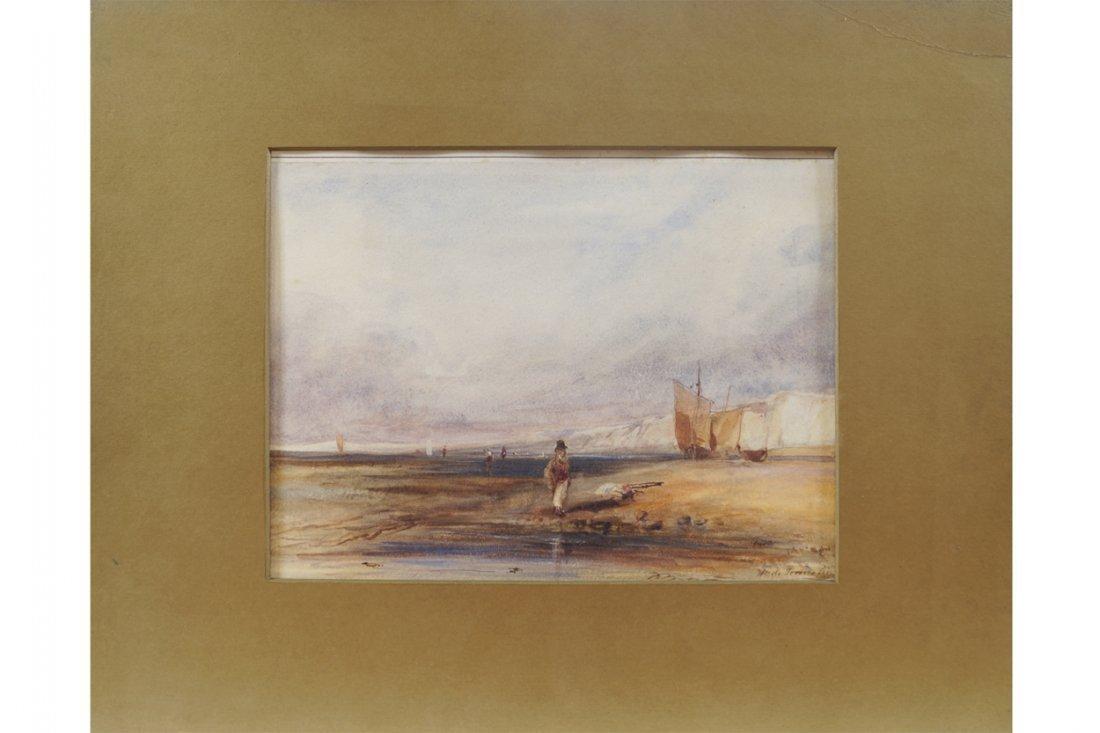 WILLIAM BOUDIN DE TROMELIN (1798-1875) - 2