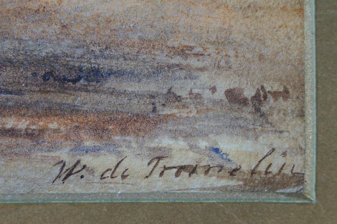 WILLIAM BOUDIN DE TROMELIN (1798-1875) - 4
