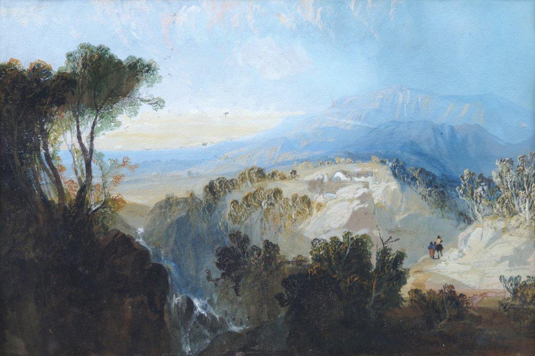 ATTRIBUTED TO JOHN MARTIN (ENGLISH, 1789-1854)