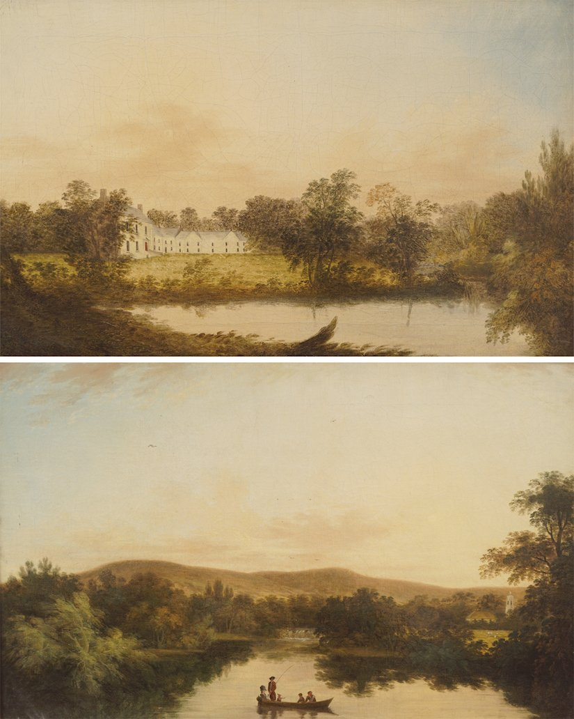 ATTRIBUTED TO JAMES COY (IRISH, FL. 1769-1780) IRISH
